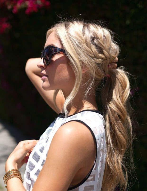 50 coiffures d'été Coiffure, Jolie coiffure et Idées de