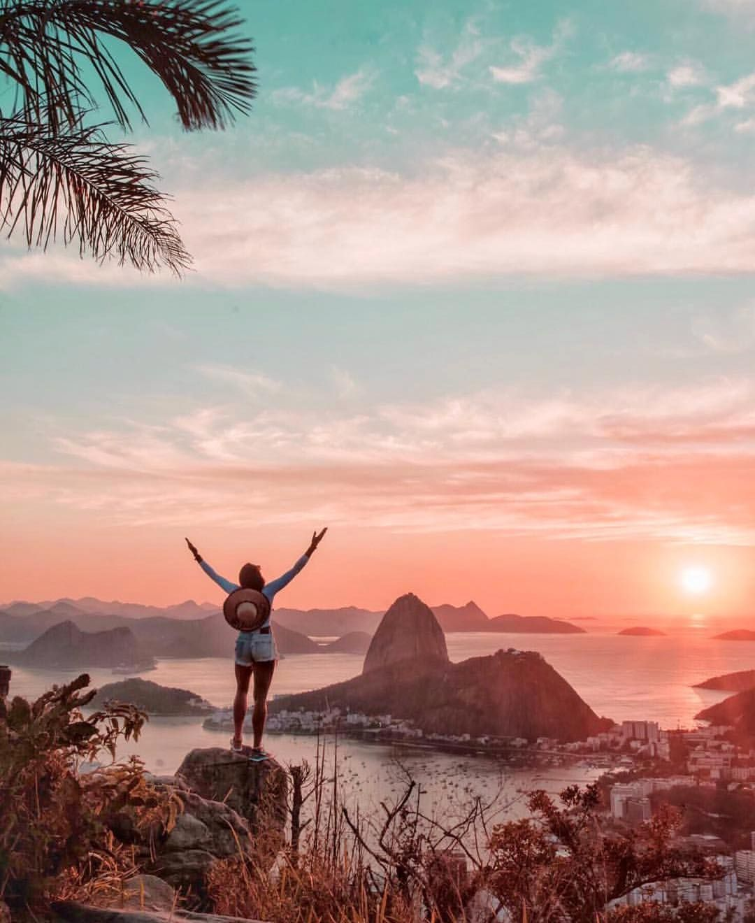 Give yourself time 🦋🌱 #tropicalwayoflife #brazil  #sunset Lee Garrett.marquess #style #shopping #styles #outfit #pretty #girl #girls #beauty #beautiful #me #cute #stylish #photooftheday #swag #dress #shoes #diy #design #fashion #Travel