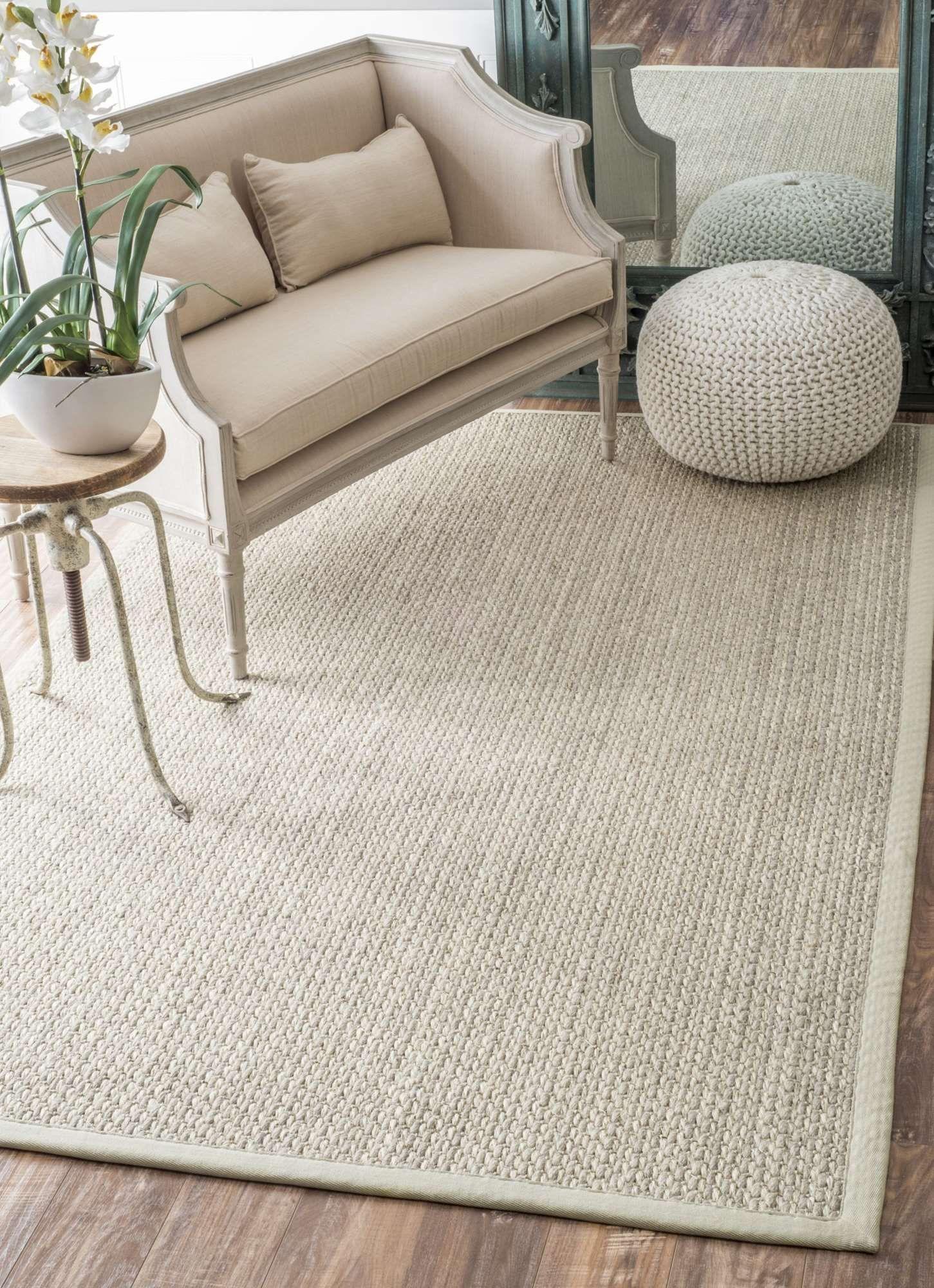 MauiSisal U0026 Wool SM01 Rug