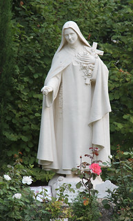 The Little Flower in 2020 Catholic images, St therese of
