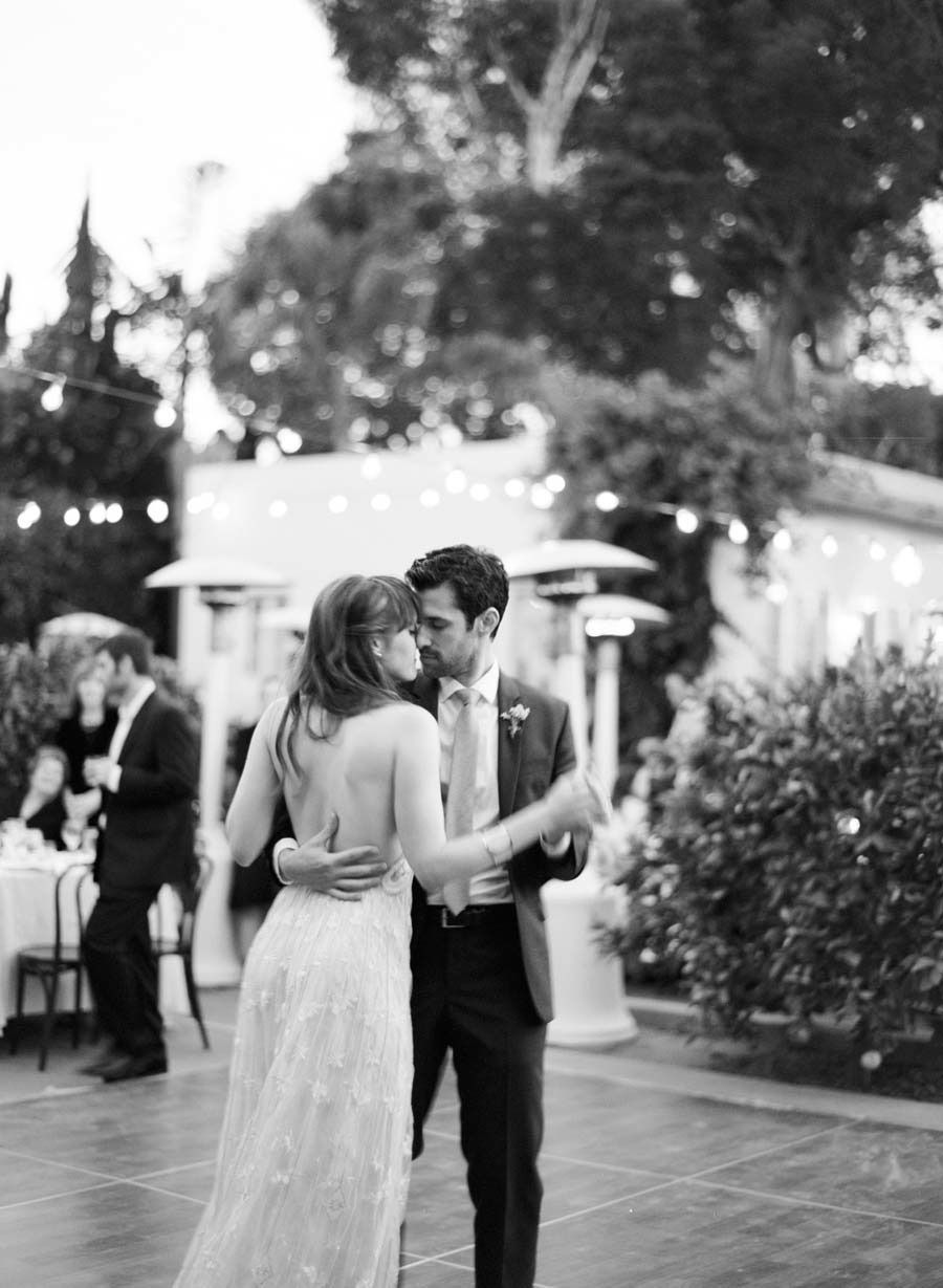 Photography: Rebecca Fishman For Birds Of A Feather - birdsofafeatherphoto.com/  Read More: http://www.stylemepretty.com/california-weddings/2014/08/11/romantic-los-angeles-wedding/