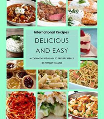 Delicious and easy pdf delicious and easy international recipes pdf forumfinder Image collections