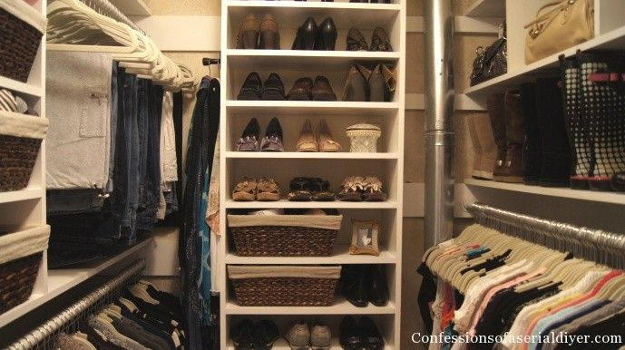 Delicieux 10 Tips To A Better Closet | Confessions Of A Serial Do It Yourselfer