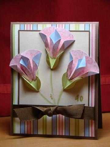 Dahlia Buds by missmoose0301 – Cards and Paper Crafts at Splitcoaststampers