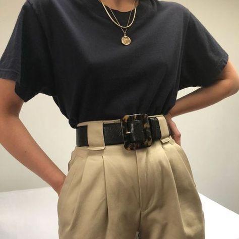 Conseils et idées de tenues avec une ceinture