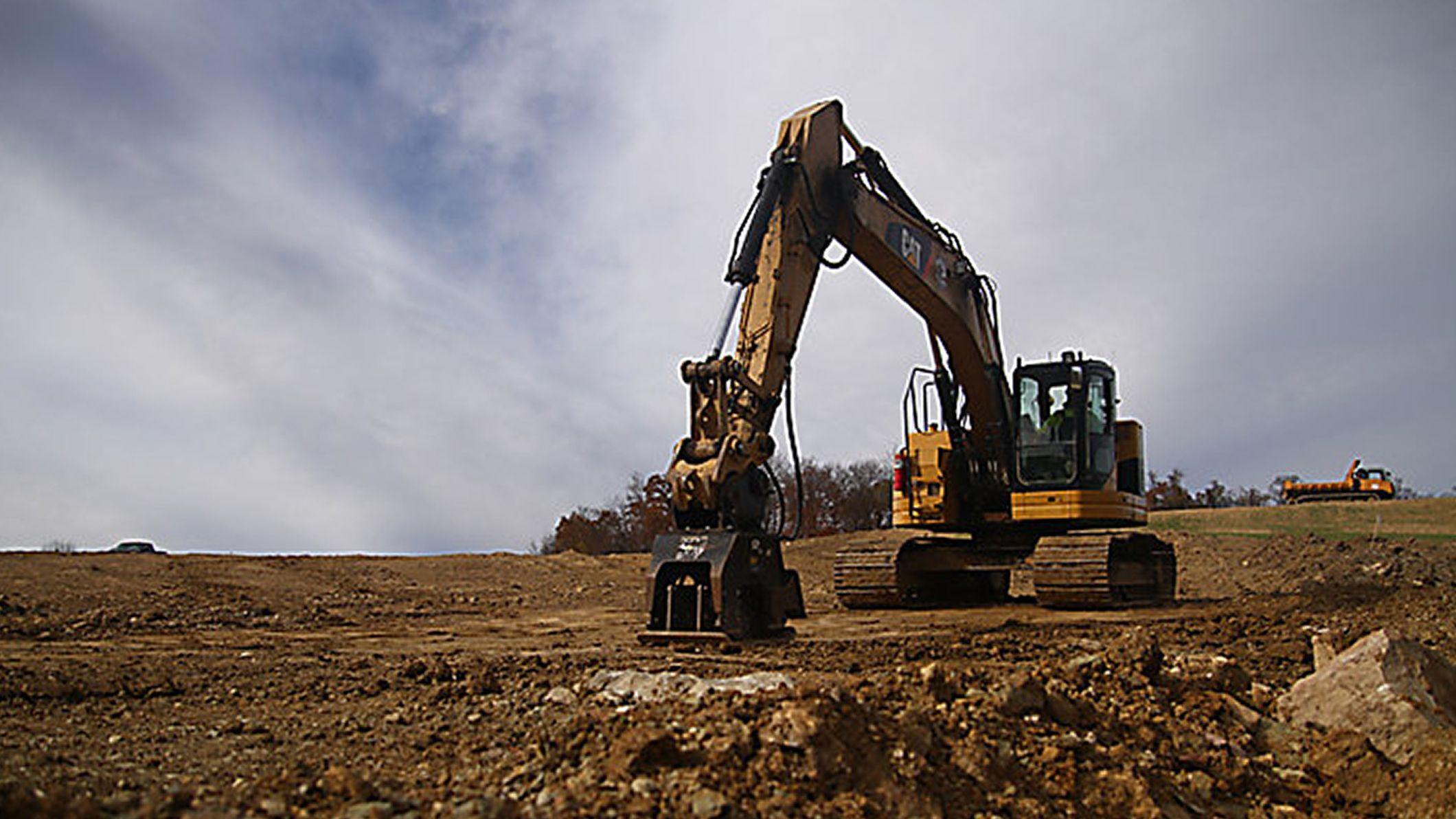 Industrial Engine Cat Excavator Carrollton (214) 4832500