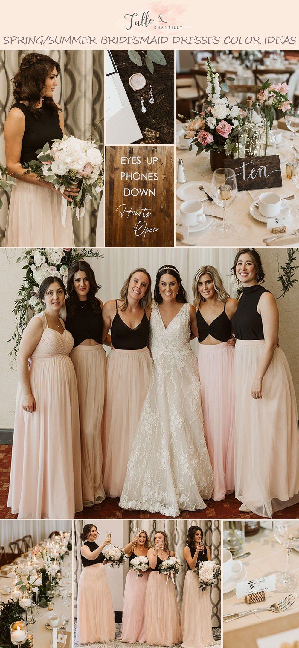 Long Short Bridesmaid Dresses 79 149 Size 0 30 And 50 Colors In 2021 Custom Bridesmaid Dress Summer Bridesmaid Dresses Bridesmaid Dresses [ 2162 x 1000 Pixel ]