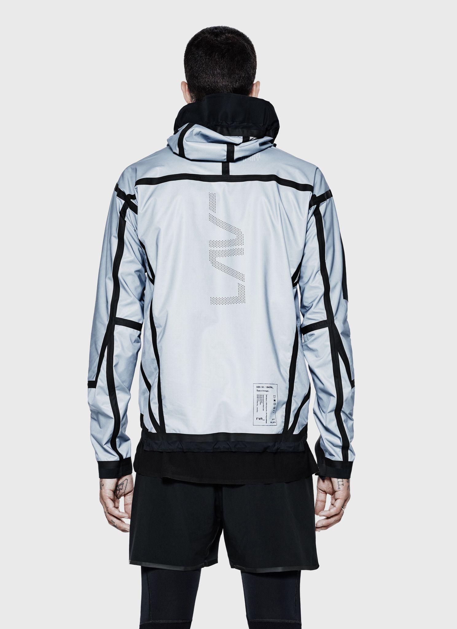 ISAORA   RVN 3L Running Jacket