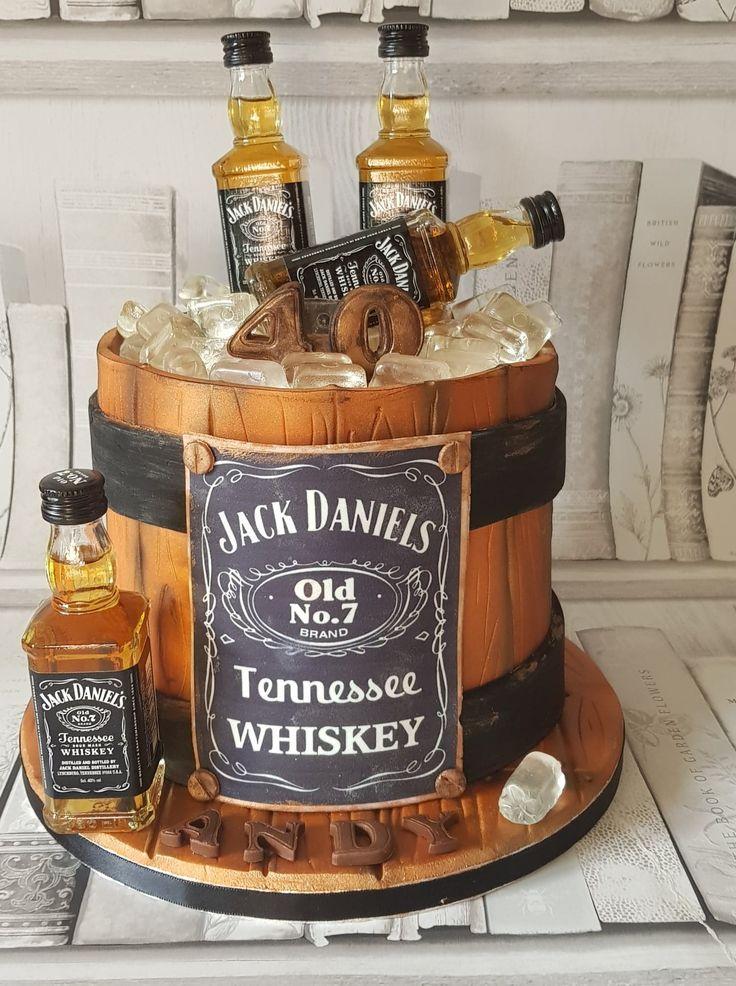 Photo of Jack Daniels Fasskuchen –  #daniels #fasskuchen #Jack