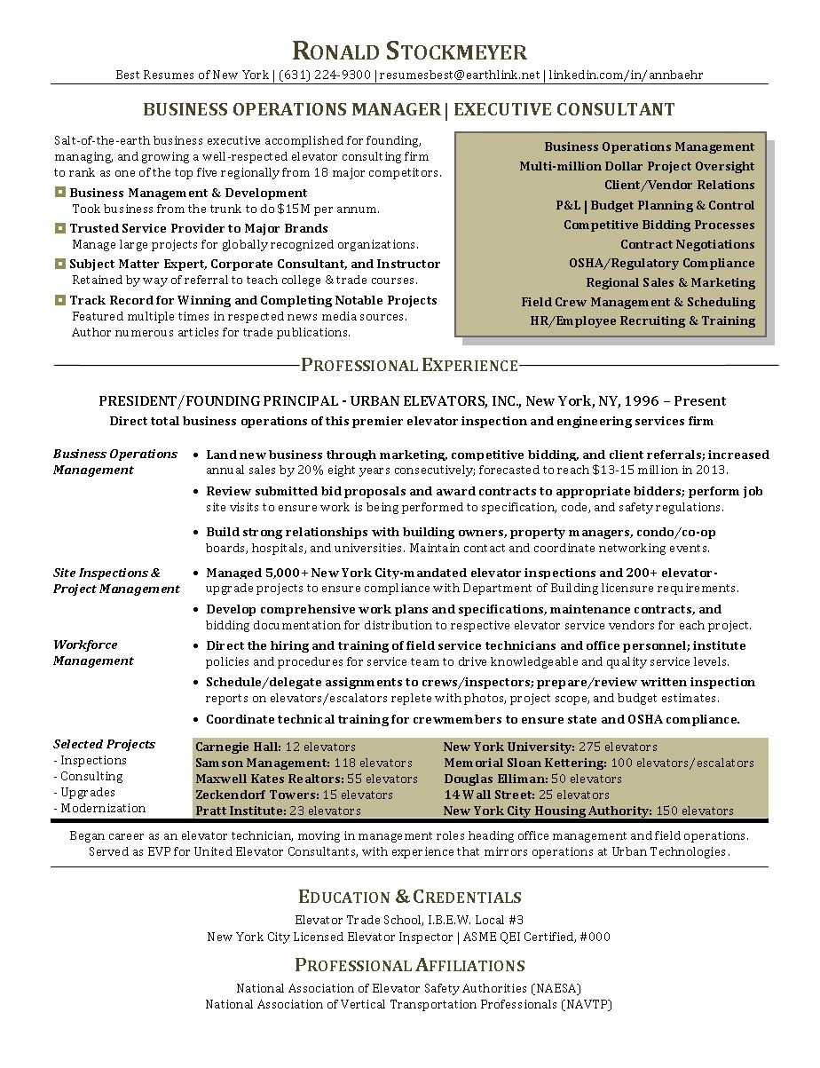 Business Management Resume Objective  HttpJobresumesampleCom