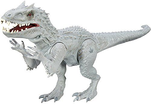 JURASSIC WORLD PRIMAL PAL Blu Dinosauro Giocattolo VELOCIRAPTOR Action Figure Sound FX