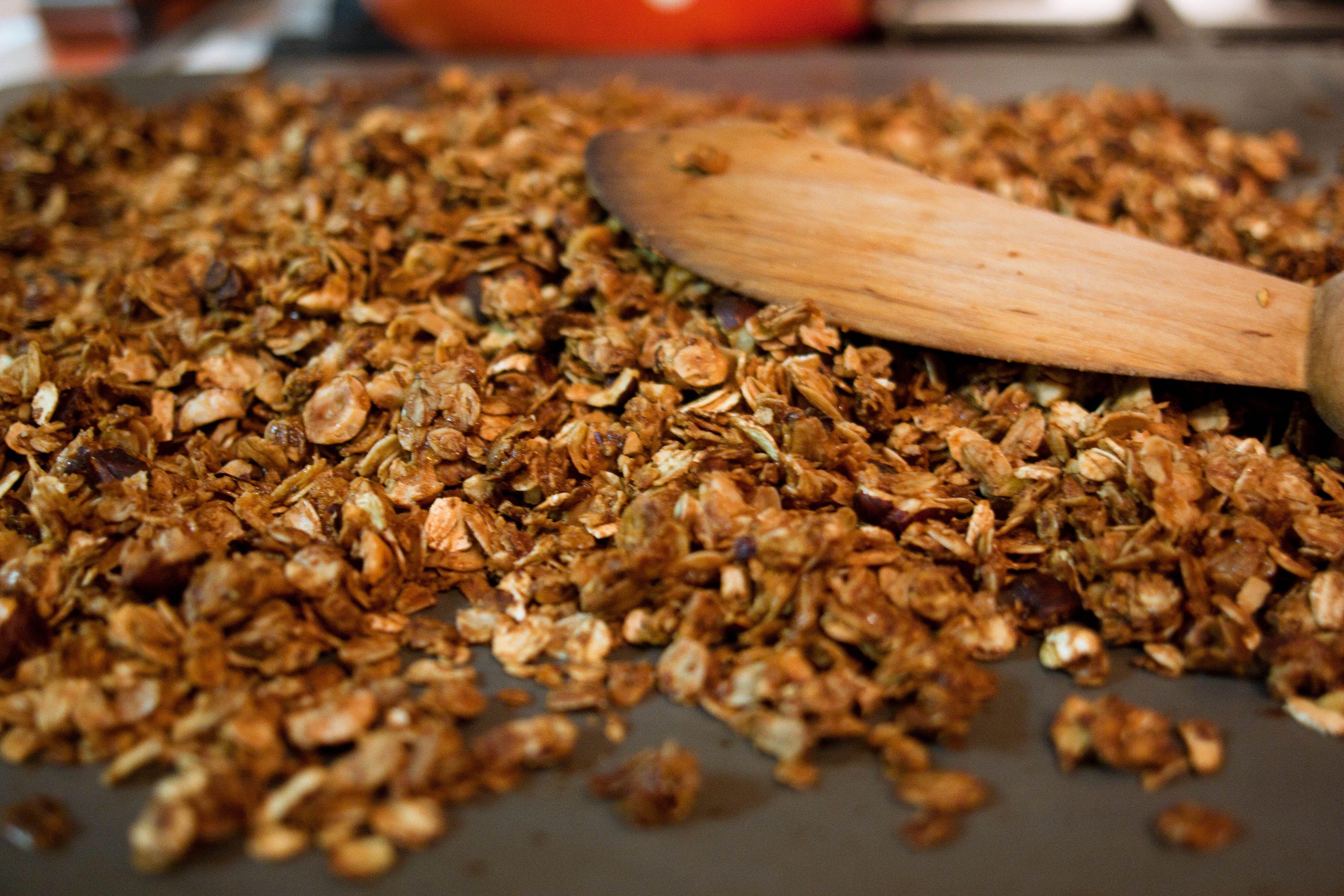 Homemade granola recipe pioneer woman granola and homemade food network homemade granola forumfinder Choice Image