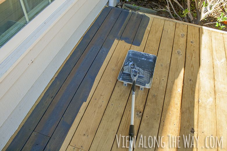 Creative Diy Projects To Enhance Your Deck Stainingdeck Colorsporch Stairsgray Housespatio