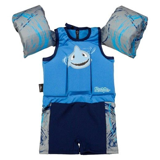 e56469274 Stearns® Puddle Jumper Suit - Boys Shark   Target