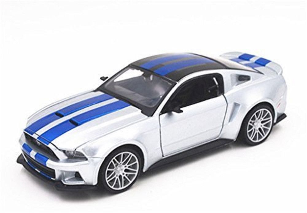 1 24 Need For Speed 2014 Ford Mustang Diecast Model Car Toy New In Box 2014 Ford Mustang Ford Mustang Car Model