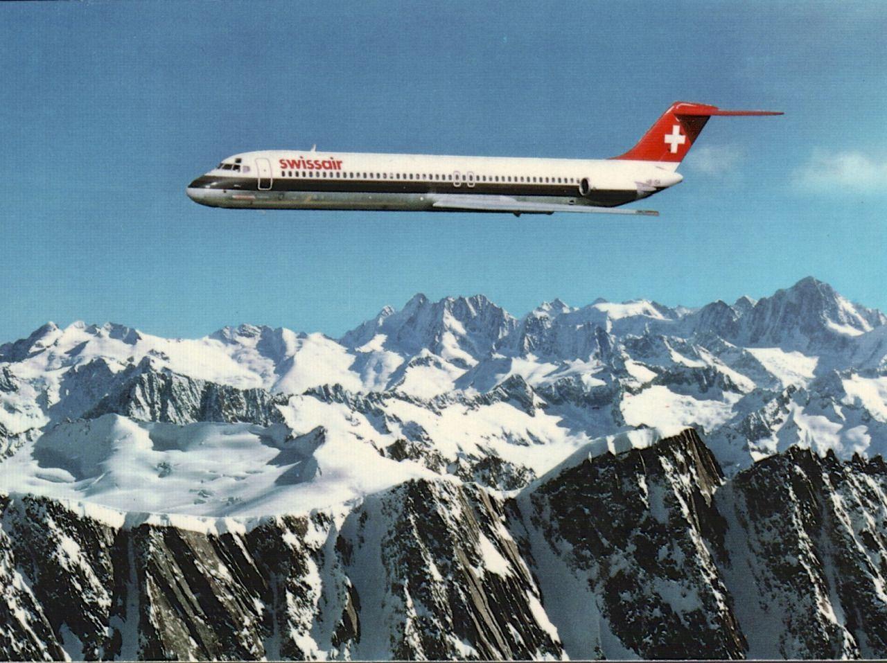 Swissair McDonnell Douglas DC951 Air photo, Airlines