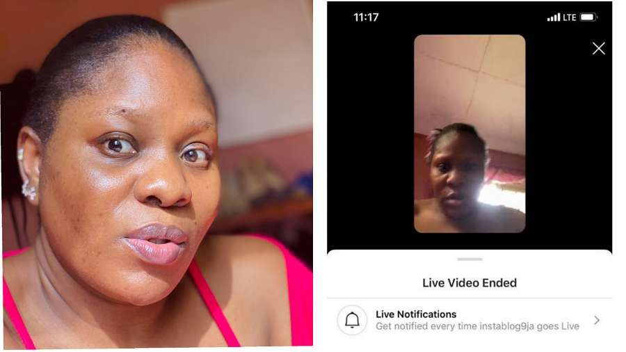 333 […] The post Face behind Instablog9ja revealed after mistakenly going live on Instagram appeared first on Valid Updates.
