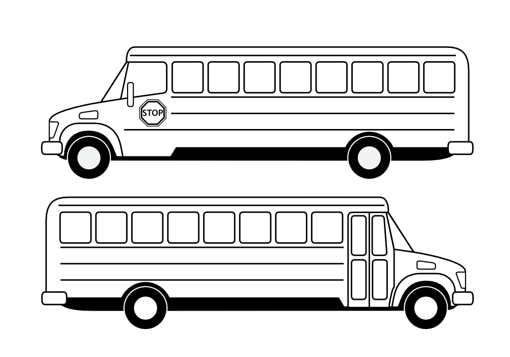 Share school busses clipart with you friends! Description from ...