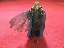"""David Bowie Labyrinth Jared Rare Collectible 7"""" Action Figure NECA Mint Toy"""