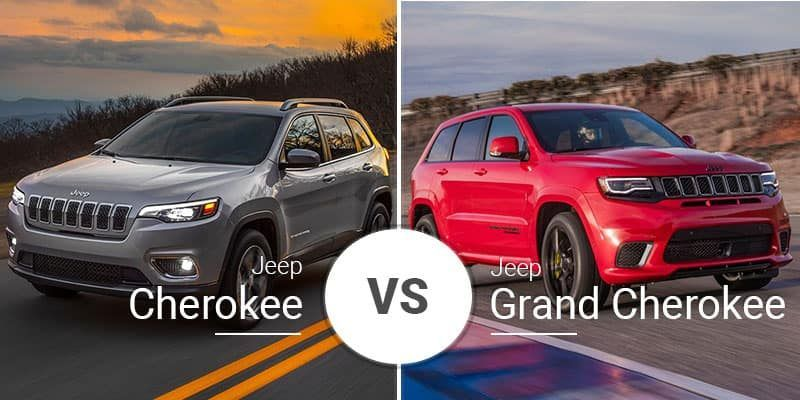 See 2019 Jeep Cherokee Vs 2019 Jeep Grand Cherokee Comparison Within 2019 Jeep Cherokee Ambient Light Dimmer Jeep Cherokee Jeep Grand Jeep Grand Cherokee