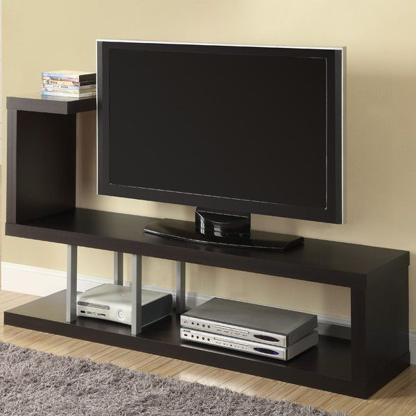 Modern entertainment center tv stand home media unit shelves flat modern entertainment center tv stand home media unit shelves flat screen lcd sciox Image collections