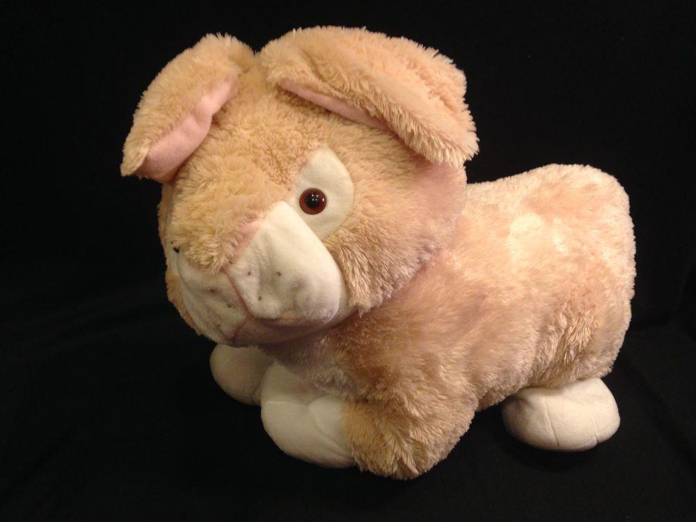 foto de Big Large Fred Meyer Tan Easter Bunny Rabbit Plush Soft