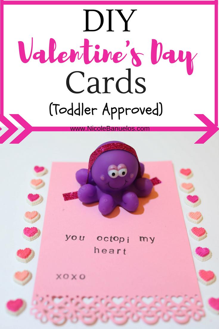 Toddler Approved Diy Valentine S Day Cards Nicole Banuelos Blog