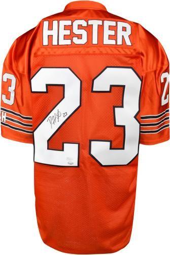 479bd2f9678 Devin Hester Signed Custom Jersey - JSA - Sports Memorabilia #DevinHester # ChicagoBears #SportsMemorabilia