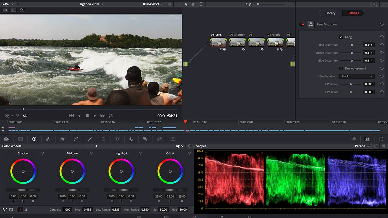 6 great things we've discovered about DaVinci Resolve