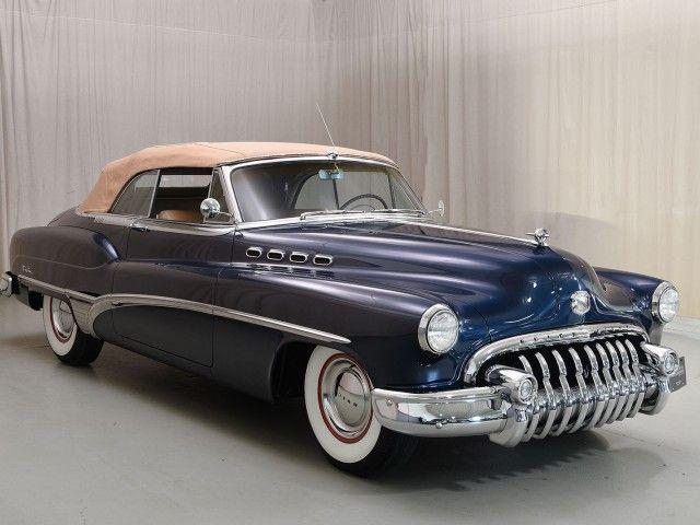 1950 Buick Roadmaster Convertible | Hyman Ltd. Classic Cars