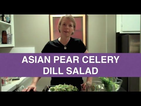 Raw food recipes asian pear celery dill salad raw food diet raw food recipes asian pear celery dill salad raw food diet pam sterling forumfinder Gallery