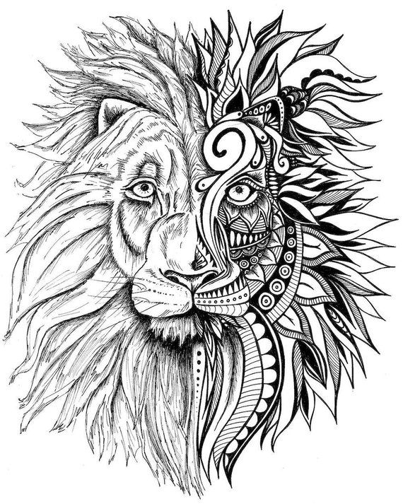 Tattoo Art Prints Black And White