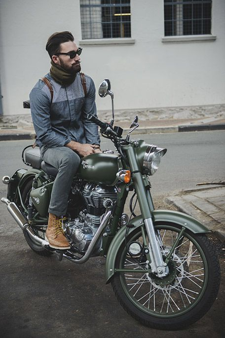 Royal Enfield India S Iconic Bike Enfield Classic Motorcycle Style