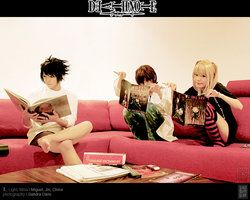 Death Note: Quiet Time by behindinfinity