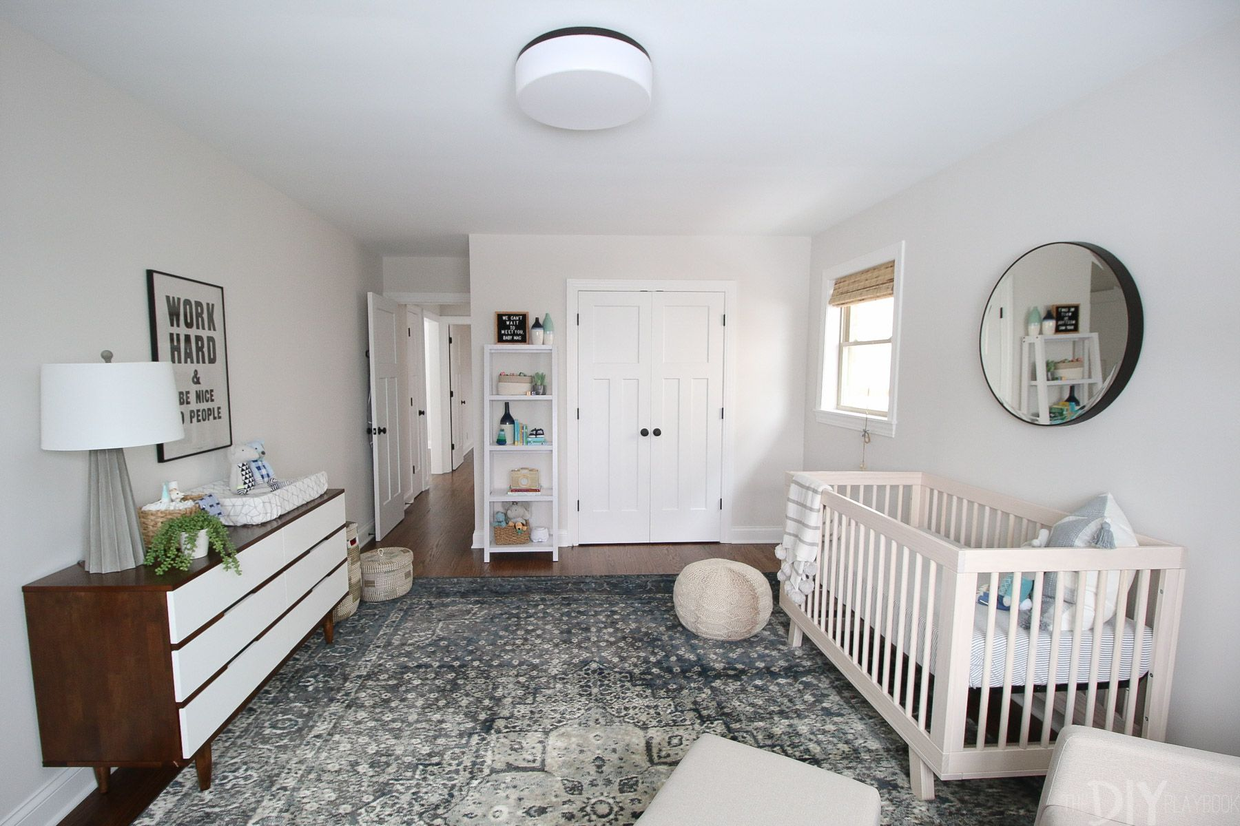 Creating A Versatile Nursery To Grow With Our Baby