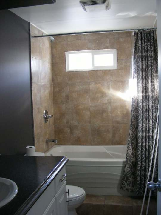 affordable single wide remodeling ideas - Mobile Bathroom