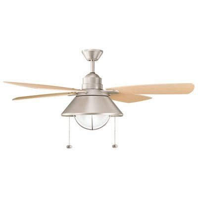 Shop kichler lighting 310131 seaside ceiling fan at lowes canada find our selection of ceiling fans at the lowest price guaranteed with price match off