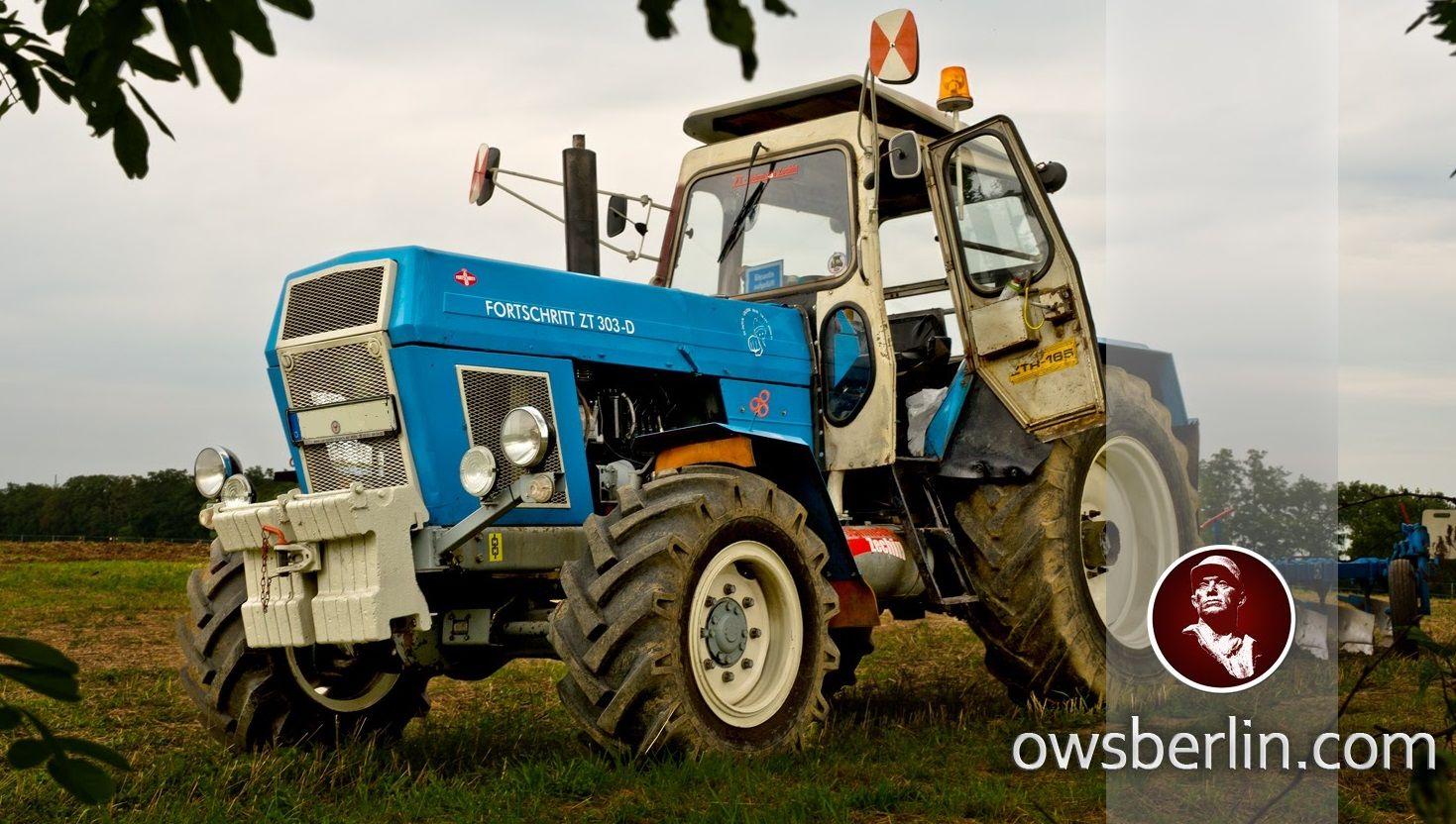 fortschritt zt 303 d friedersdorf tractors tractors. Black Bedroom Furniture Sets. Home Design Ideas