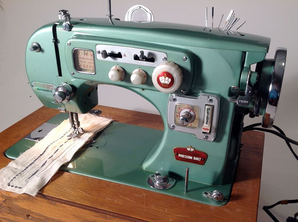 Ed Morse Toyota >> Japanese Arrow | Antique sewing machines, Sewing machine ...