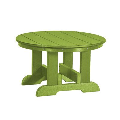 Little Cottage Company Heritage Conversation Table Finish: