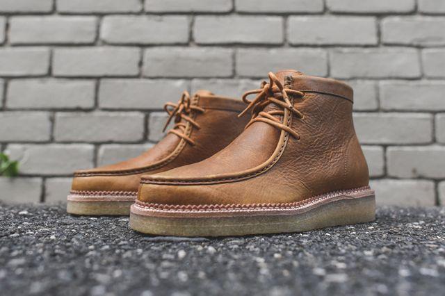 CLARKS BECKERY HIKE BOOT (BRONZE) - Sneaker Freaker