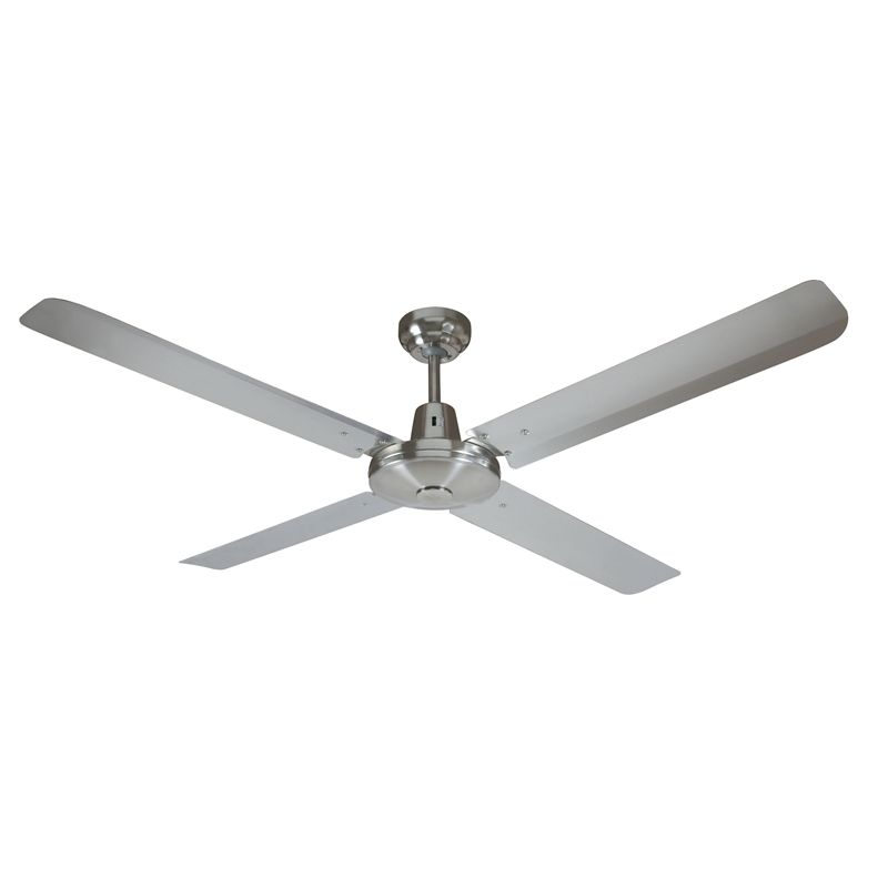 Find Moretti Stainless Steel Maldives Ceiling Fan At Bunnings Warehouse Visit Your Local For The Widest Range Of Lighting Electrical Products