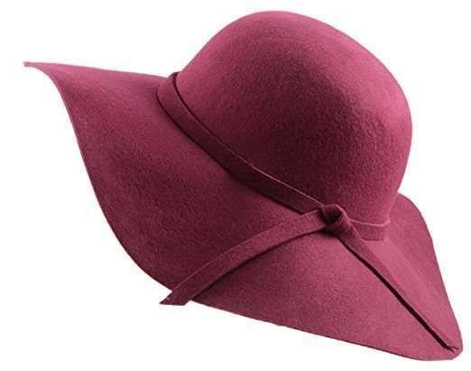 Cappello in feltro a larga tesa Urban GoCo  dd2b0fd42ce9