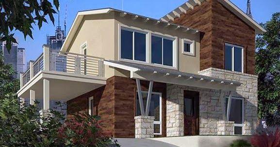 Planos de Casas Pequeñas: Plano arquitectónico de una casa
