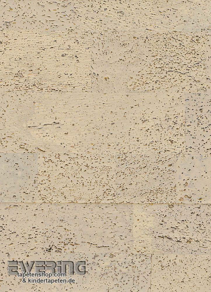 23 213804 Vista 5 Rasch Textil Beige Kork Tapete Wohnzimmer