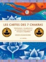 Les Cartes des 7 Chakras - Swami Saradananda - Librairie Bien-être/Développement Personnel - http://www.sentiersdubienetre.com/librairie-bien-etre/developpement-personnel/les-cartes-des-7-chakras-swami-saradananda.html