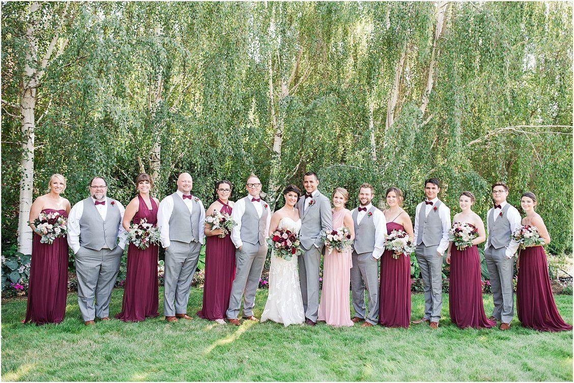 Yellow Rose Nursery Prosser Wa Donovan And Julie Wedding Party Wedding Rose Nursery Stella York Wedding Dress