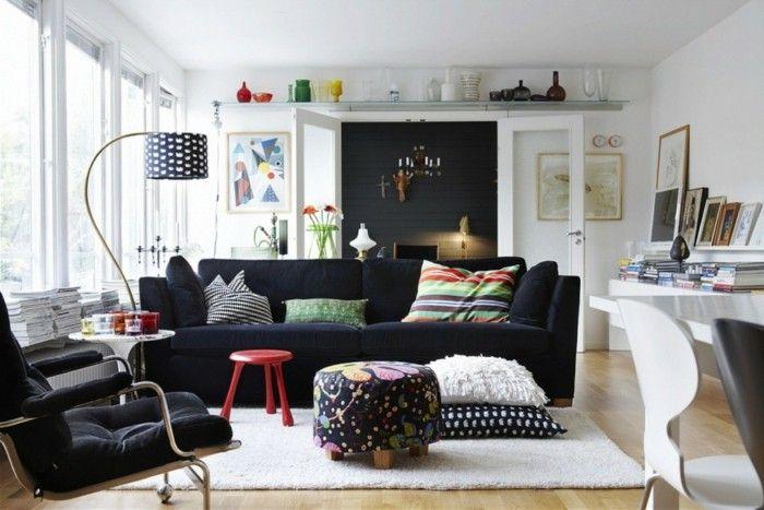 Landhaus Deko Haus Deko Bunt Das Haus Dekorieren | Wohnen | Pinterest |  Salons