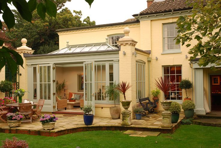 georgian orangery New Lease of Life for a Georgian Farmhouse - lease extension agreement