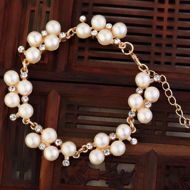 New Brand Korean Gold Chain Plated Fashion Jewelry Artificial